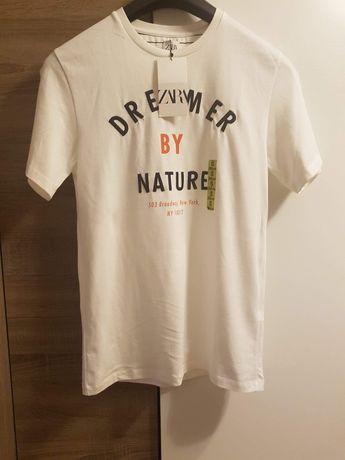Koszulka meska Zara S Nowa