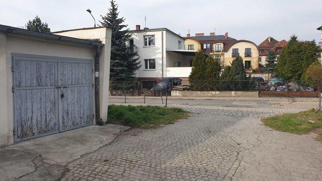 Wynajmę garaż Wrocław Krzyki ul. Starodworska Księże Wielkie