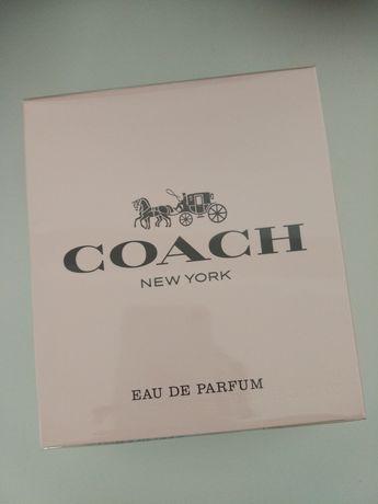 Perfume Coach New York NOVO