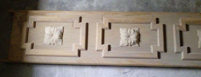 Ościeżnice drewniane