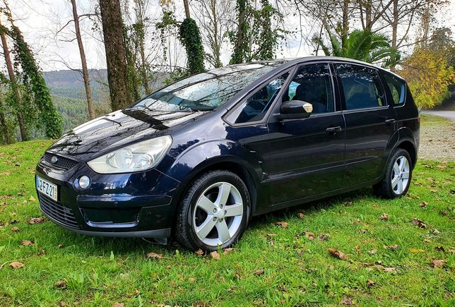 Ford S-Max 1.8tdci 7Lugares