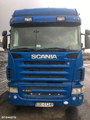 Scania R420  Scania R 420 Rezerwacja