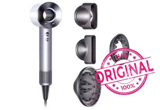 Профессиональный фен для волос Dyson Supersonic HD-03 Белый