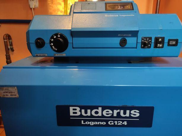 Piec gazowy kocioł Buderus Logano G124