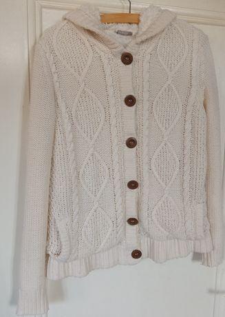 Sweter Orsay z kapturem