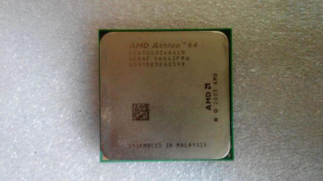 Процессор AMD Athlon 64 X2 3000+ ADA3000IAA4CN 1.8 Ghz