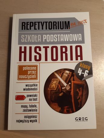 Repetytorium historia - Greg