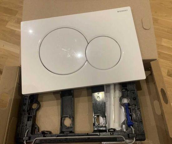 Przycisk spłóczki GEBERIT Sigma 01 biały