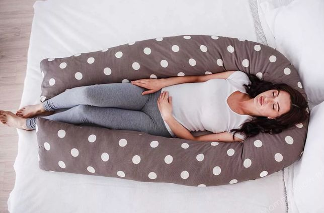 Снимает усталость! Подушка для Беременных Вагітних для Кормления