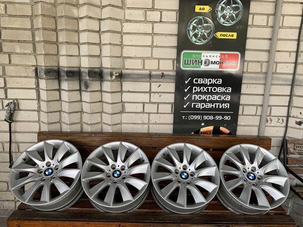 99 Оригинальные литые диски BMW 329 стиль 5/120 R18 F10 F11