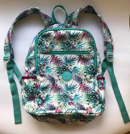 Рюкзак шкільний повсякденний Bagland Пальми 25x35x15 см   13 л