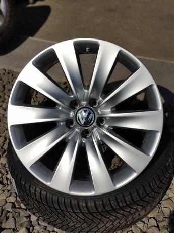 Диски оригінал Volkswagen Phaeton r19 5x112 Tiguan Teramont Arteon