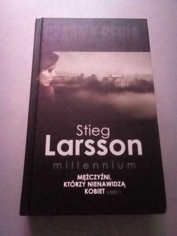 Książka Stieg Larsson