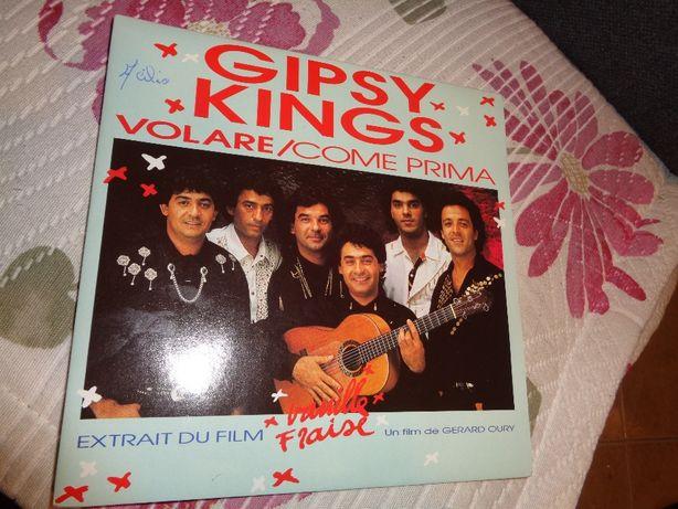 Disco Single Gipsy Kings Usado Espetacular O.Envio