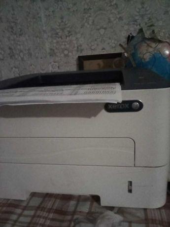 Принтер xerox 3052