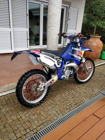 Yamaha yz250 2t MATRÍCULADA