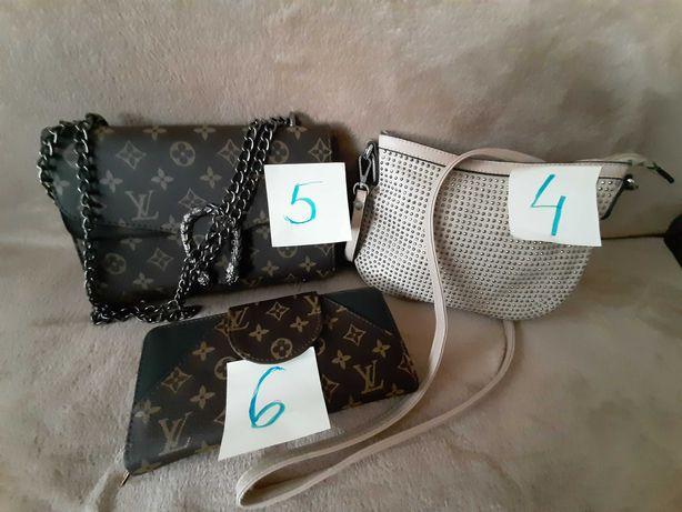 Modne fajne torebki