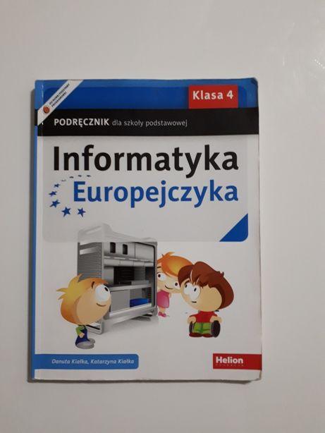 Informatyka Europejczyka kl.IV