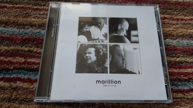 Marillion-Less Is More