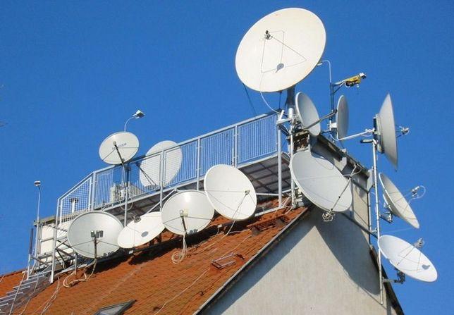 Técnico de instalação, sintonia e manutenção de antenas parabólicas