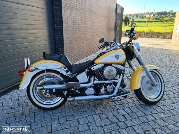 Harley-Davidson FLSTF  FatBoy