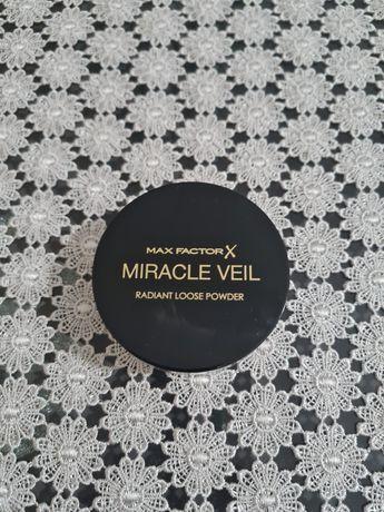 Puder sypki Max factor - miracle veil