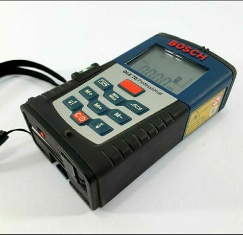 Dalmierz Miernik Laserowy Bosch DLE 70 Professional 1