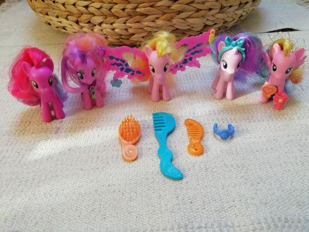Kucyki My little pony 5 sztuk