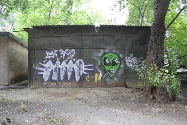Господарська споруда, Гараж на Воровского ( Бульварно-Кудрявская )