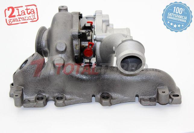 Turbosprężarka turbina Fiat Croma II 1.9 JTD Saab 9-3 II 1.9 TiD