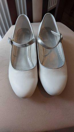 Buty na komunię dziewczęce