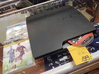 Konsola PS3 Slim 160 GB + 3 gry ! Lombard Dębica