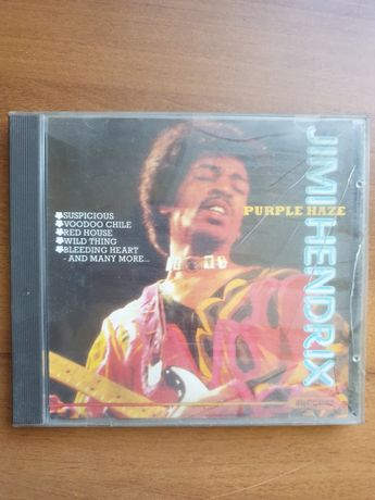 Jimi Hendrix Purple Haze cd