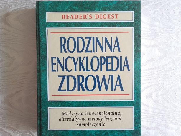Rodzinna Encyklopedia Zdrowia Reader's Digest