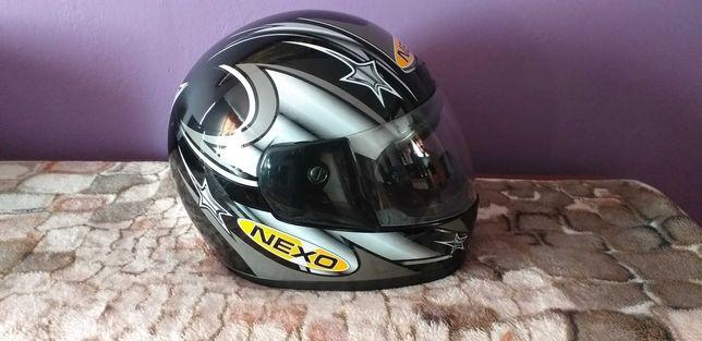 Kask motocyklowy NEXO