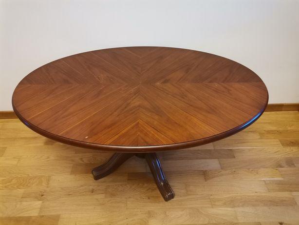 Ława owal stolik