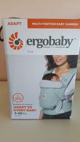 Porta bebé Ergobaby Adapt verde água