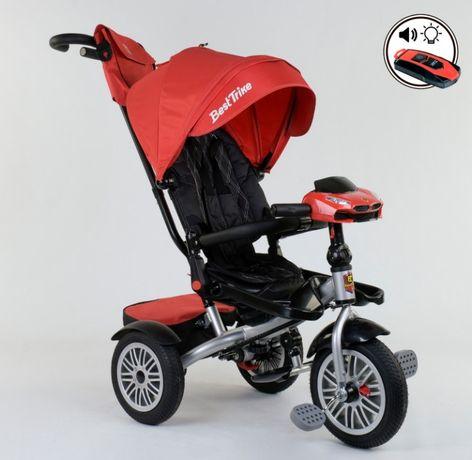 Распродажа! Отличный детский трехколесный велосипед BEST TRIKE 9288 В
