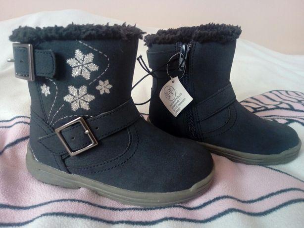 Buty zimowe nowe 26
