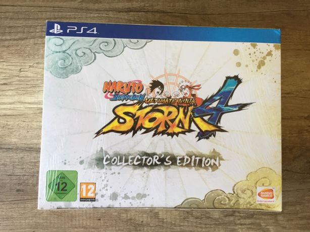Naruto Shippuden: Ultimate Ninja Storm 4 Collector's Edition PS4