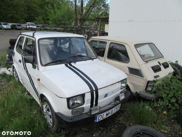 Fiat 126 Maluch 126p. Zarejestrowany.