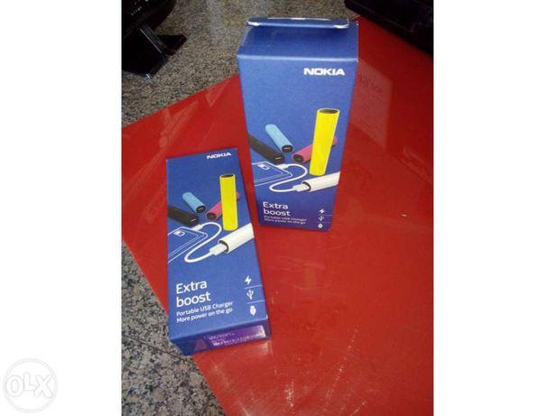 Carregador USB PowerBank Nokia DC-16 2200mah