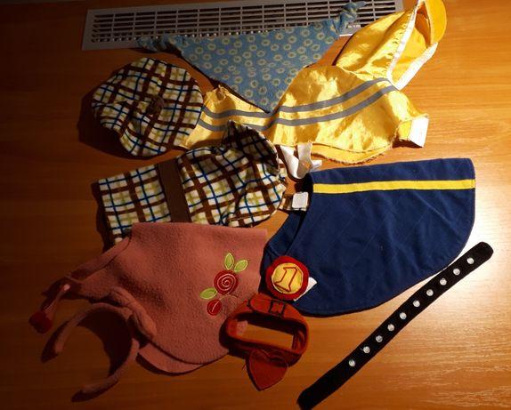 UNIKAT IKEA zestaw ubranek dla pluszowego psa