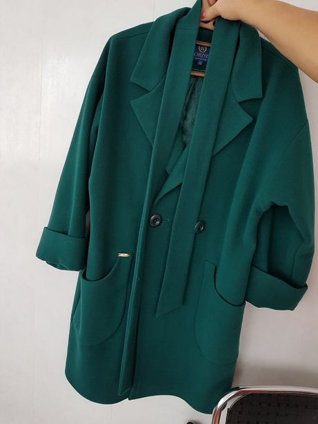 Пальто женское (скидка 40 процентов) (Шерсть / полиэстр)
