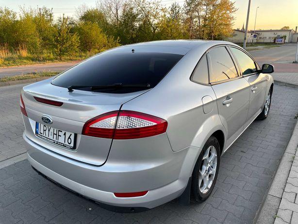 Ford mondeo MK4 2.0i LPG