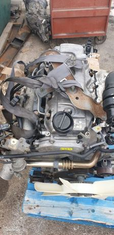 Motor completo Nissan navara d40 2006 yd25