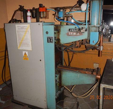 zgrzewarka 80 KW ASM713 pneumatczne sterowanie
