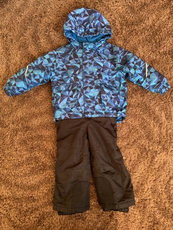Костюм lupilu куртка и комбинезон 86-92, 2-4 года демисезон