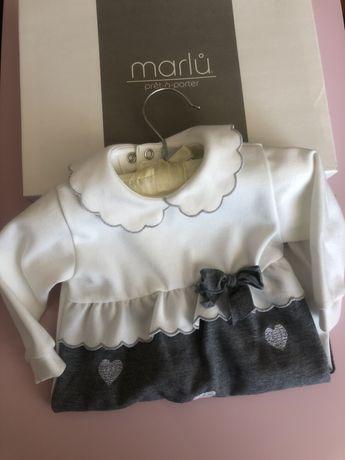 Боди Marlu Net-a-porter