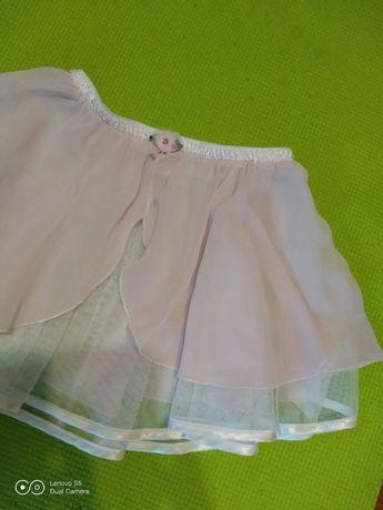 Юбка нарядная, юбочка для танцев 3-4г